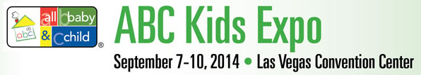 Tamiko will exhibit at ABC Kids Expo in Las Vegas in September!